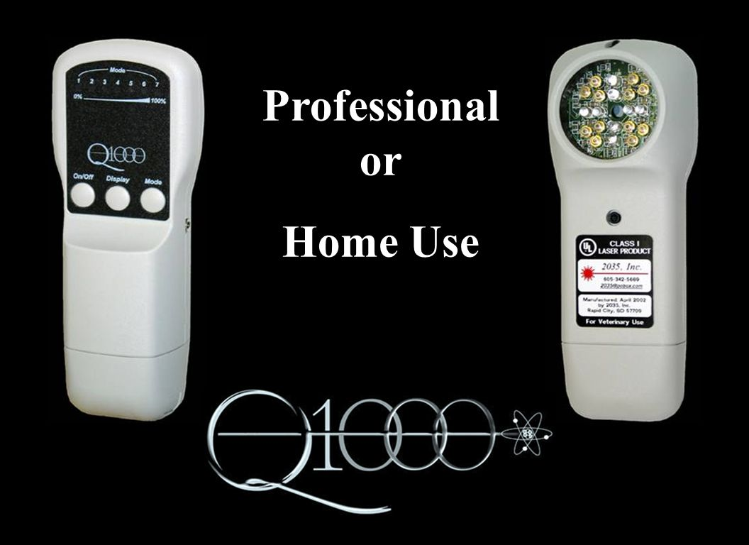 Professional or Home Use