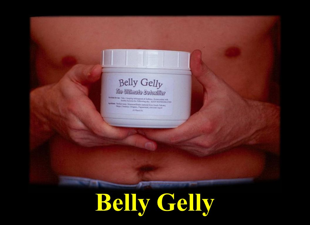 Belly Gelly is sold in 1 lb containers by GO-JO Enterprises and should be used for 10 days to 2 weeks for detoxification. Since it absorbs everything it should be used at bed time away from all other supplements, drugs and food. You always need to re-inoculate the bowel with probiotics or healthy flora. Since most healthy bacteria in the lactobacillus strains break down in the stomach acid, I have chosen Geneflora which does not break down until it reaches a ph of 8 in the intestines where the healthy bacteria are needed.
