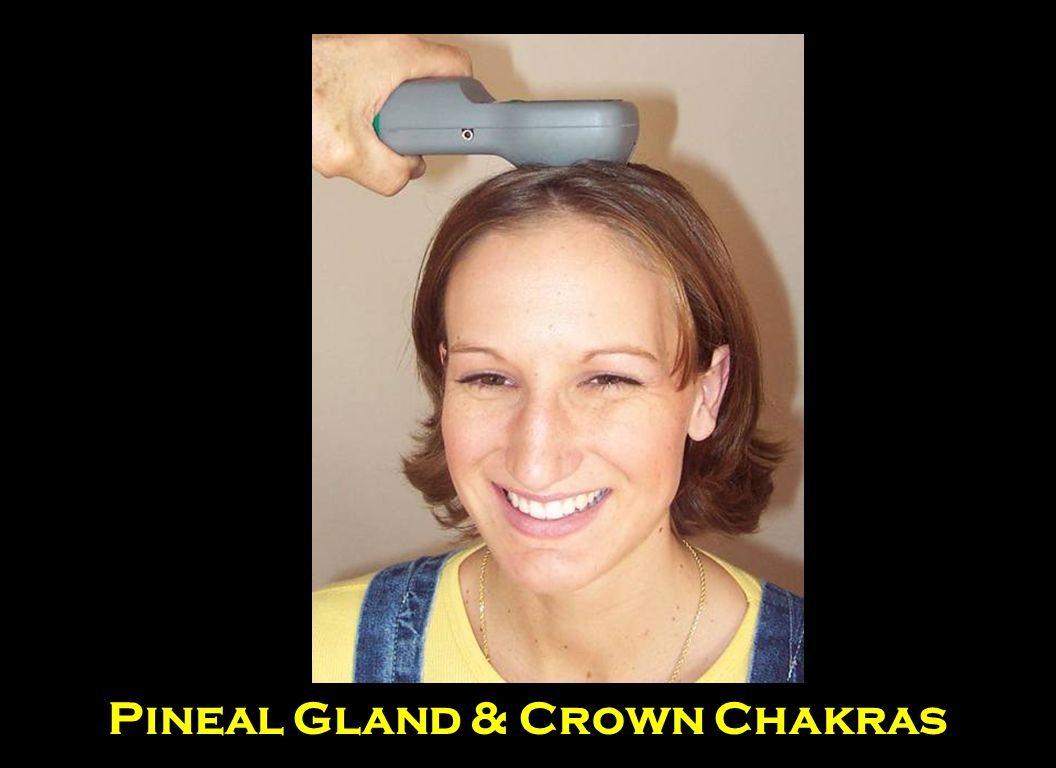 Pineal Gland & Crown Chakras