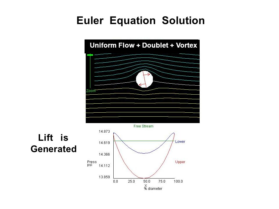 Euler Equation Solution