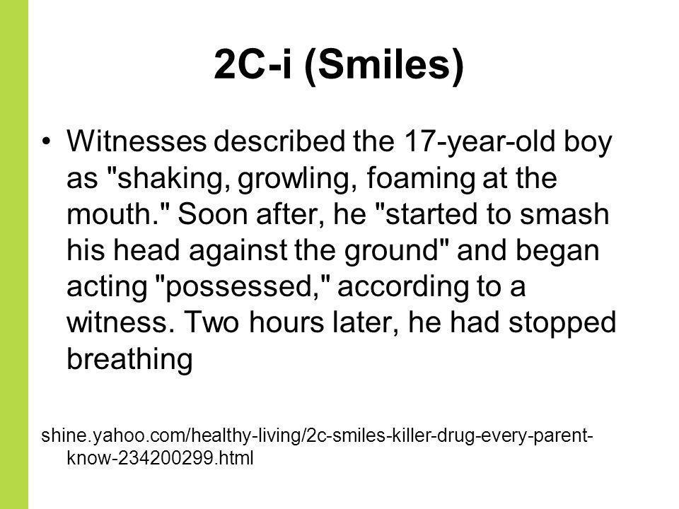 2C-i (Smiles)