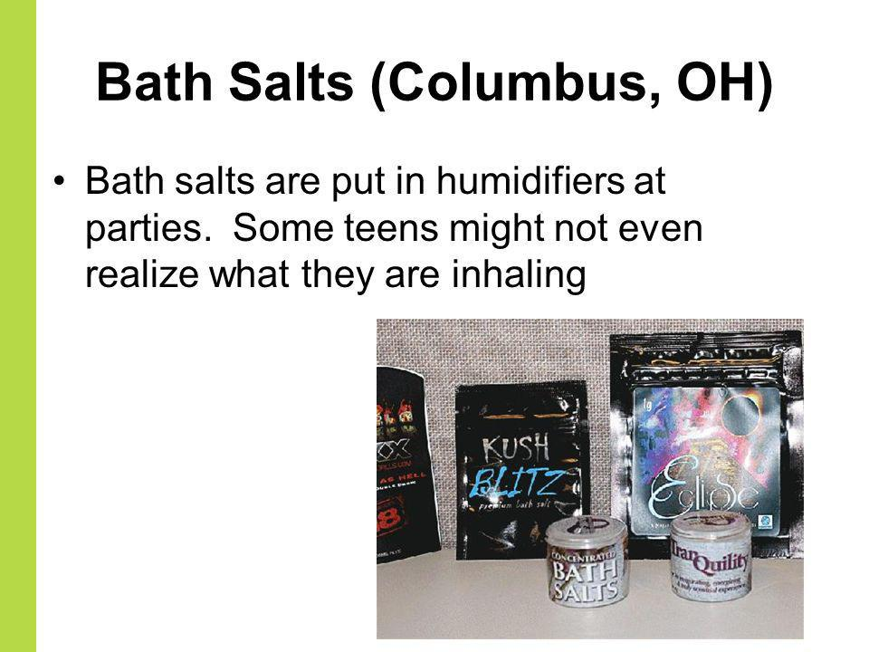 Bath Salts (Columbus, OH)