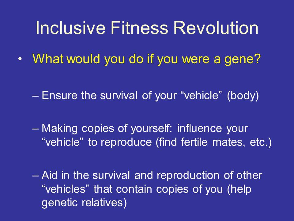 Inclusive Fitness Revolution