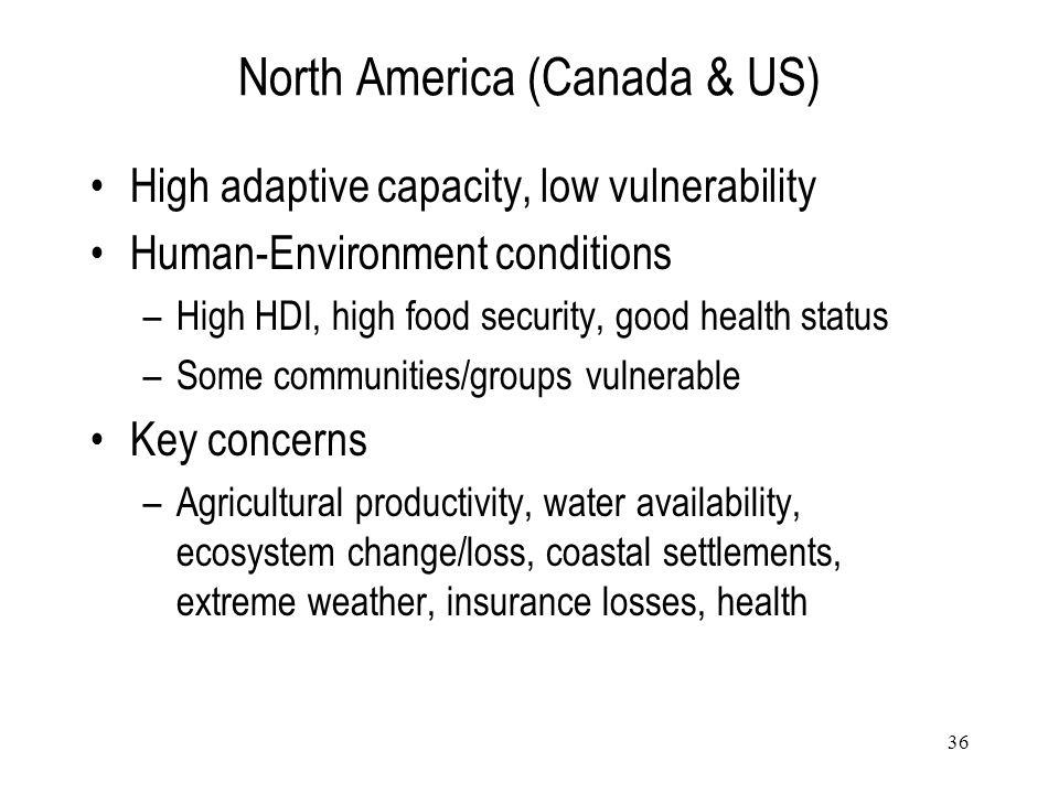 North America (Canada & US)