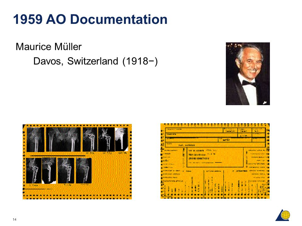 1959 AO Documentation Maurice Müller Davos, Switzerland (1918−)