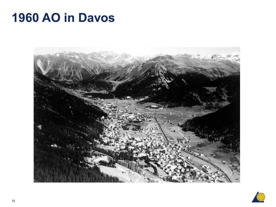 1960 AO in Davos