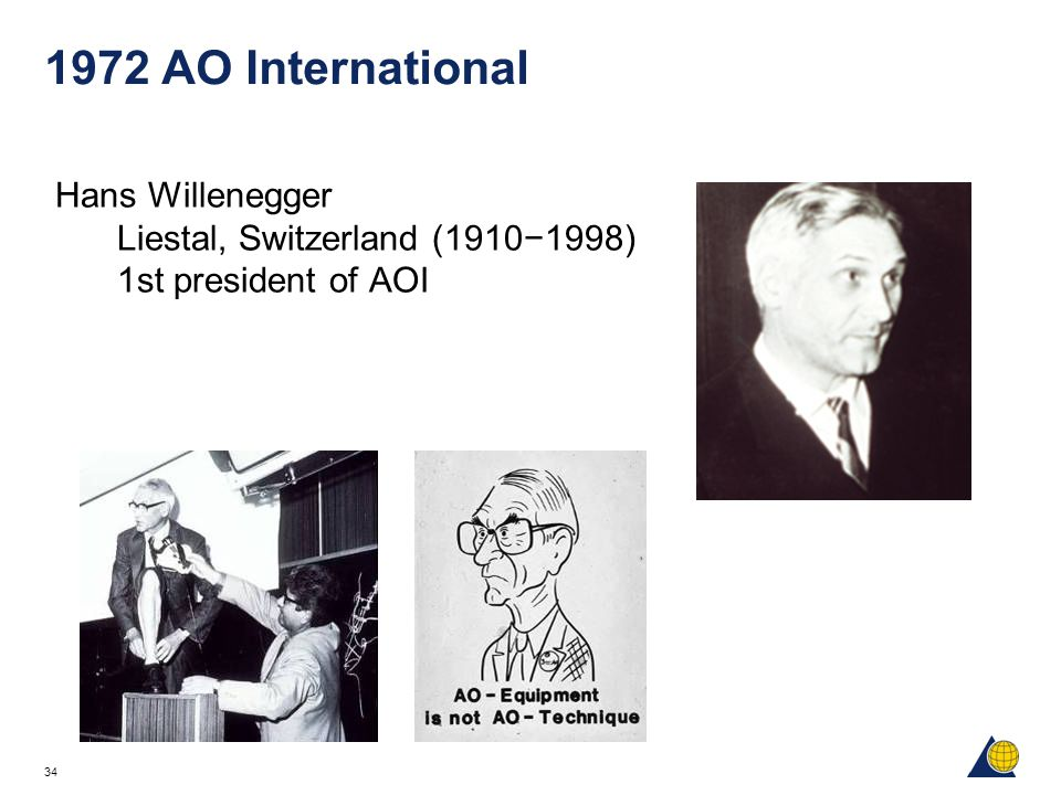 1972 AO International Hans Willenegger