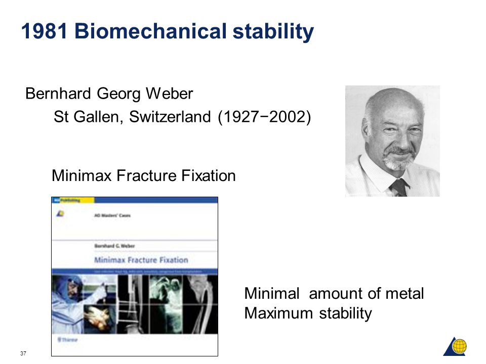 1981 Biomechanical stability