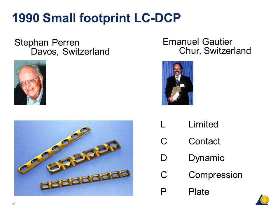 1990 Small footprint LC-DCP