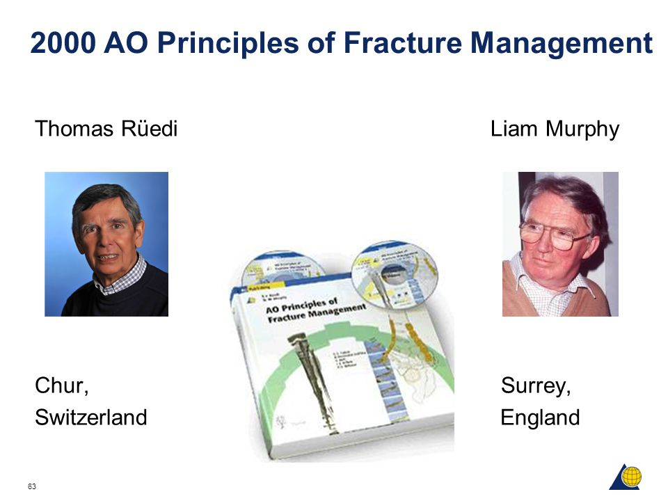 2000 AO Principles of Fracture Management
