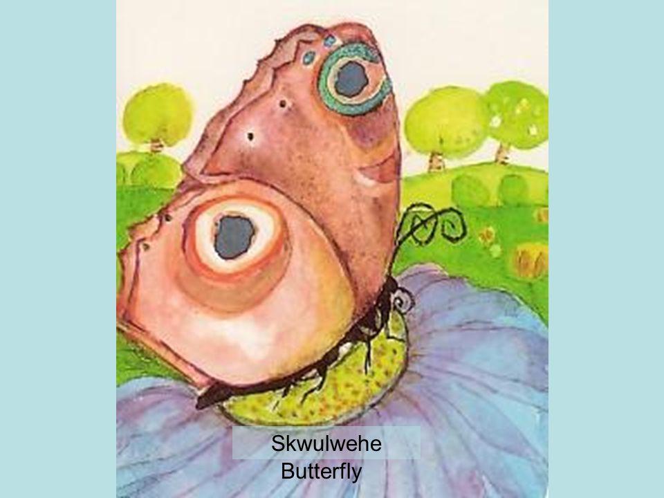 Skwulwehe Butterfly