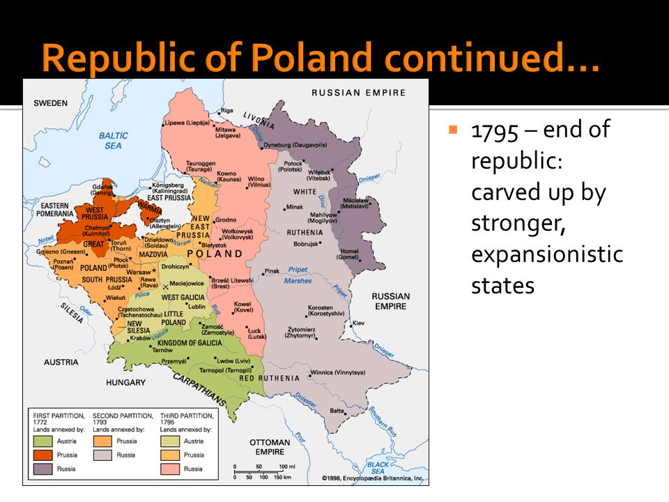 Republic of Poland continued…