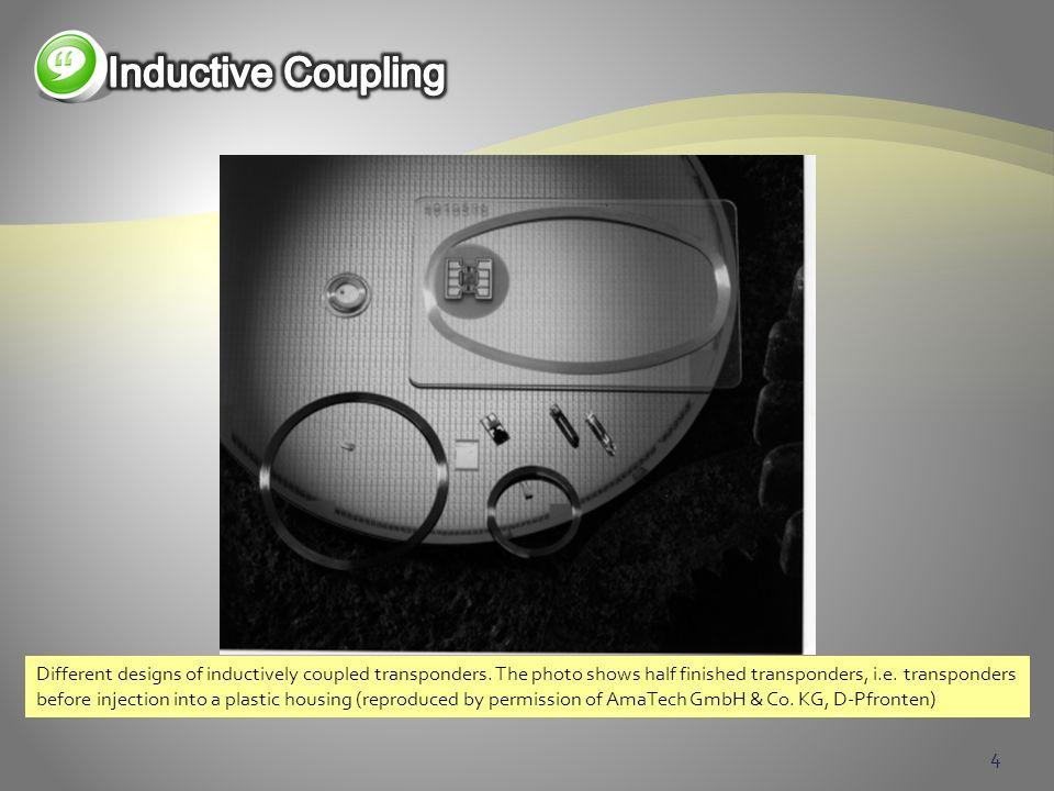 Inductive Coupling 트랜스 포머 결합 : 두 코일의 배치는 약결합인 경우 트랜스포머로 결합으로 설명,