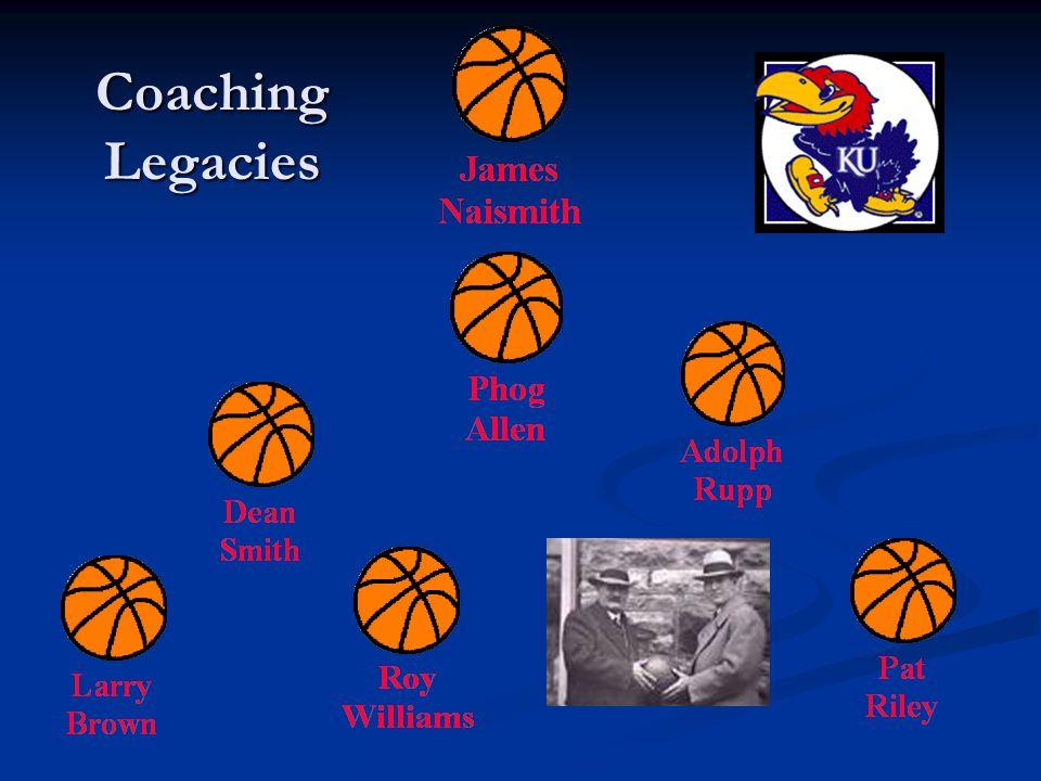 Coaching Legacies