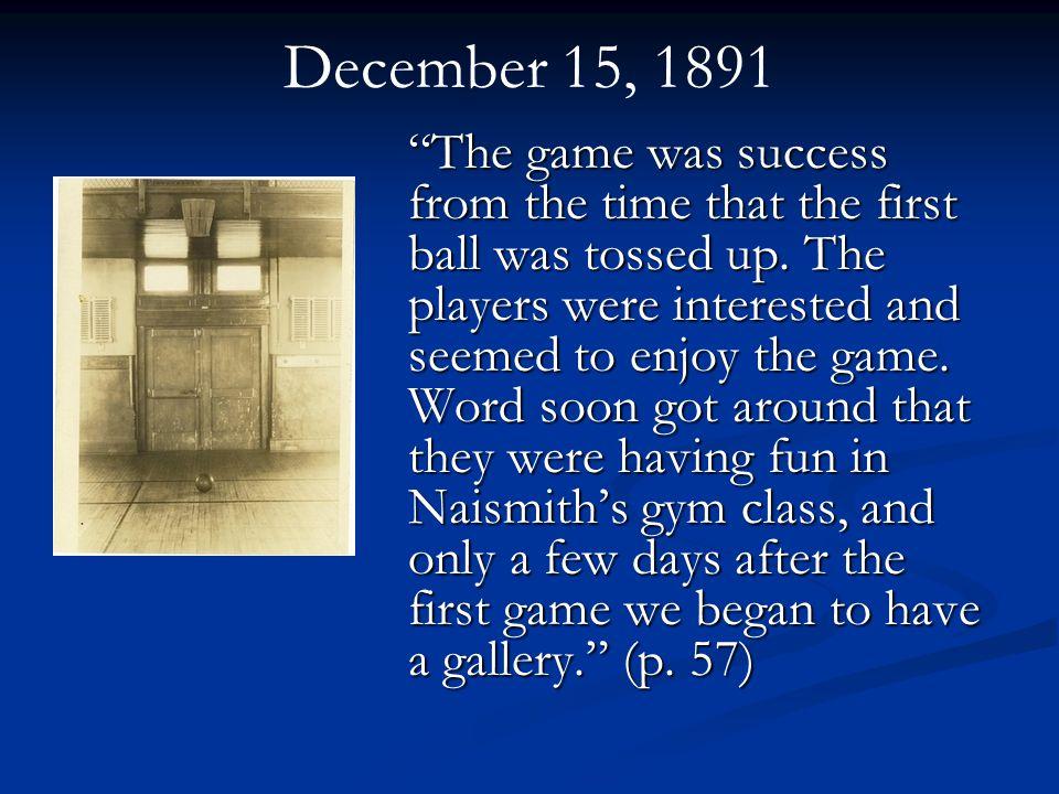 December 15, 1891