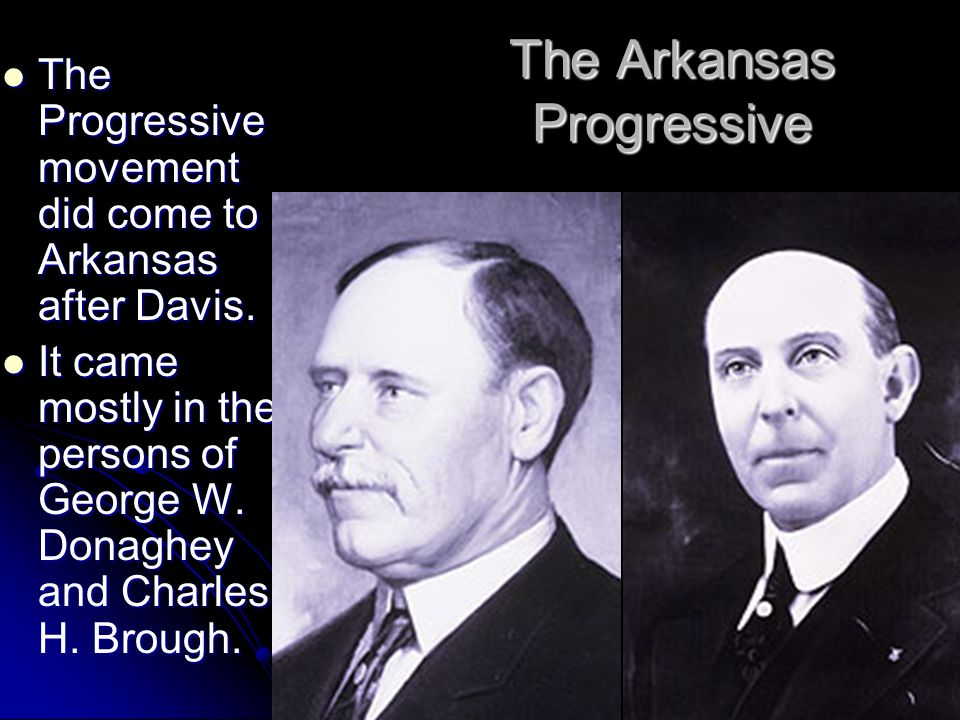 The Arkansas Progressive