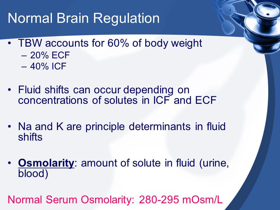 Normal Brain Regulation
