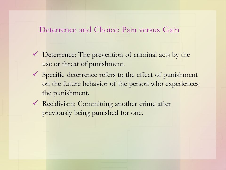Rational choice theory (criminology)