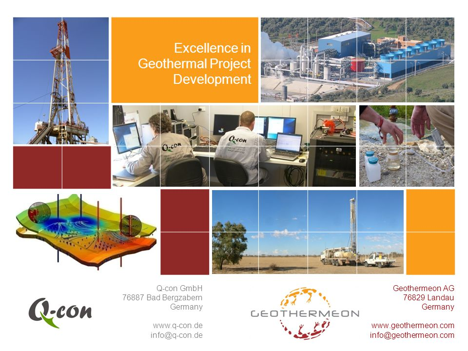 Geothermal Project Development