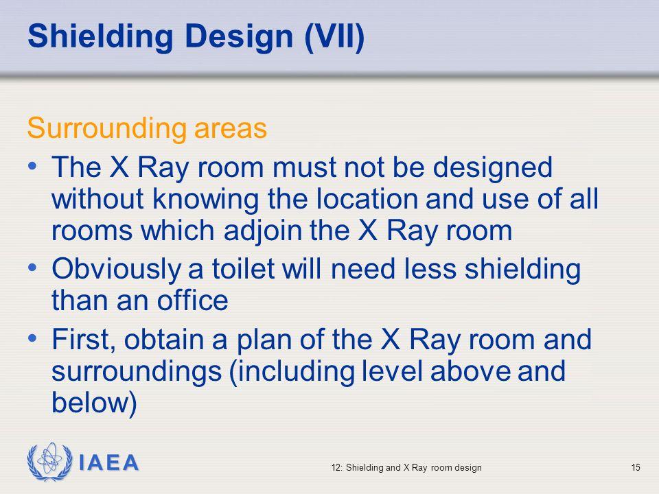 Shielding Design (VII)