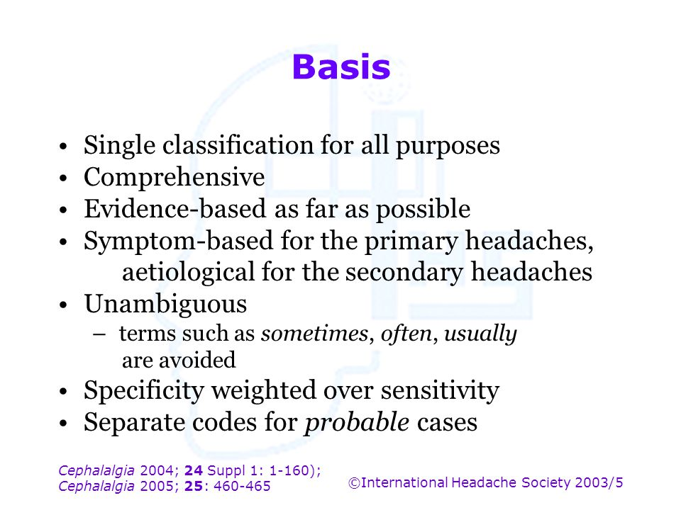 Basis Single classification for all purposes Comprehensive