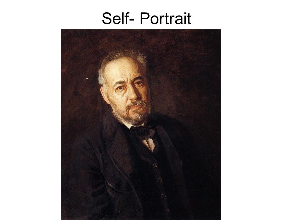 Self- Portrait