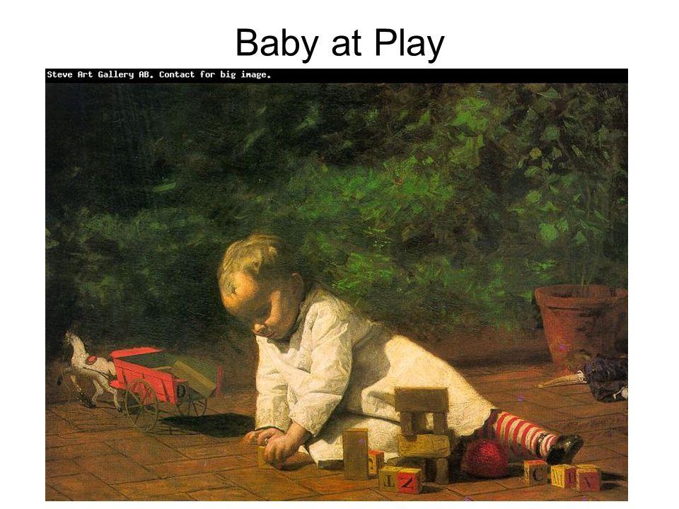 Baby at Play