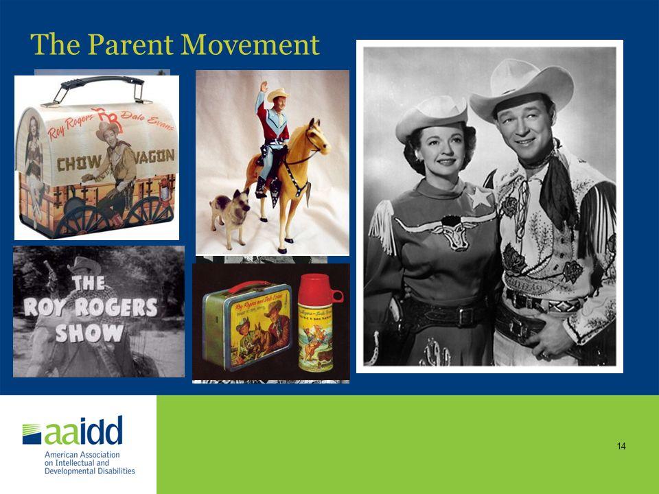 The Parent Movement