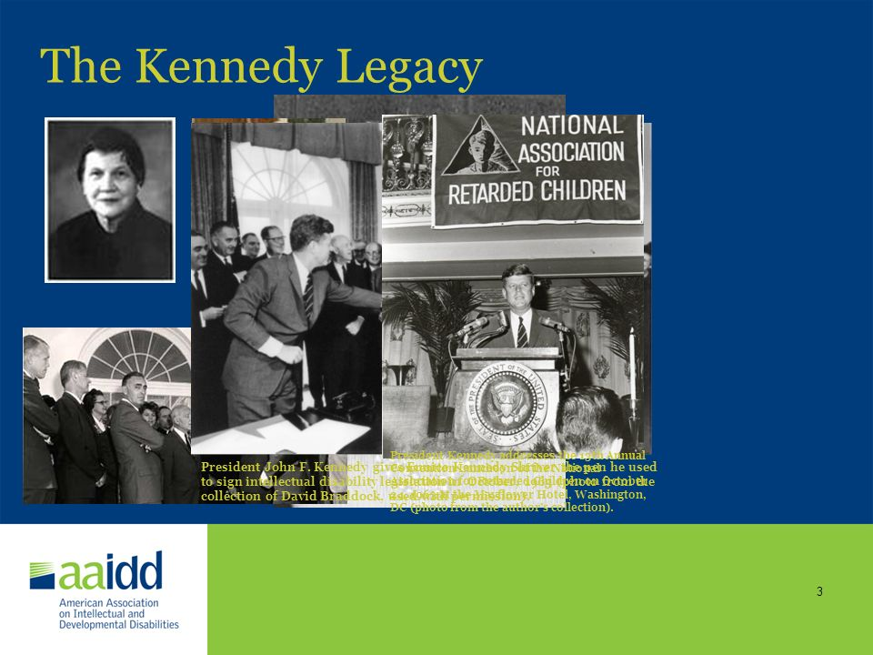 The Kennedy Legacy