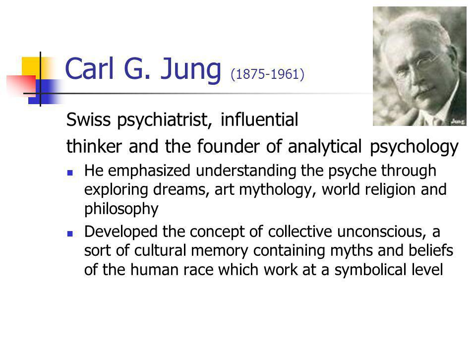 a biography of carl jung a swiss psychiatrist and psychotherapist Carl jung definition of a heropdf was a swiss psychiatrist and psychotherapist who founded analytical biography carl gustav jung was born july 26.