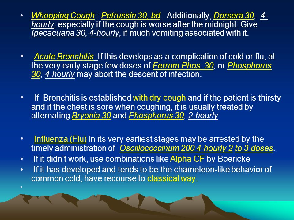 Whooping Cough : Petrussin 30, bd