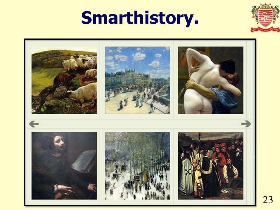 Smarthistory. 23