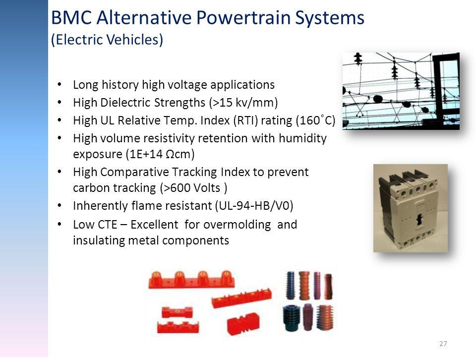 BMC Alternative Powertrain Systems