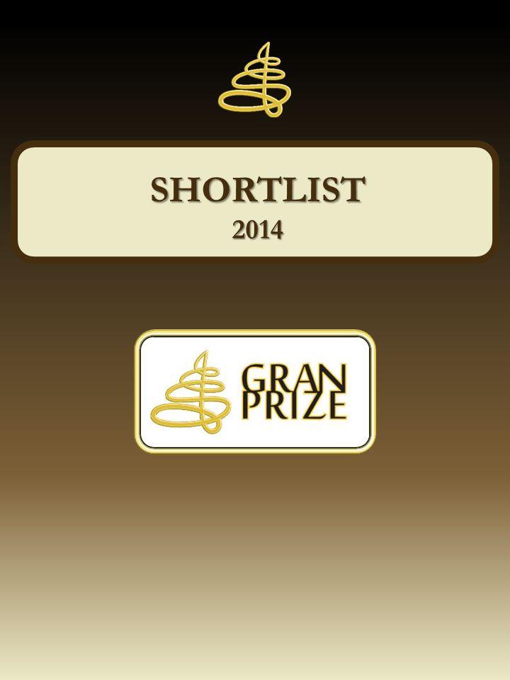 Shortlist 2014