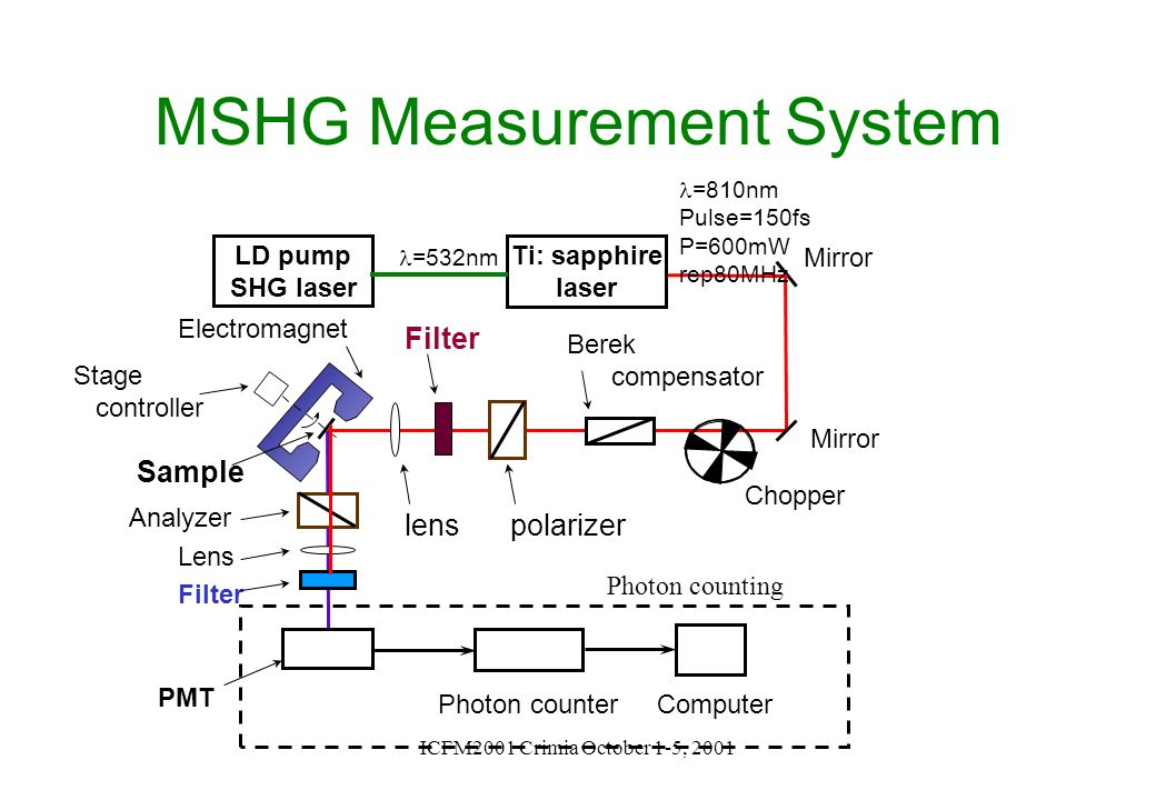 MSHG Measurement System
