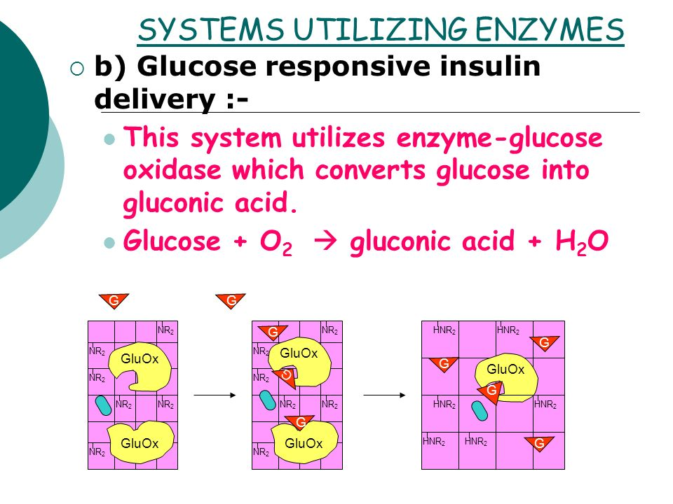 SYSTEMS UTILIZING ENZYMES