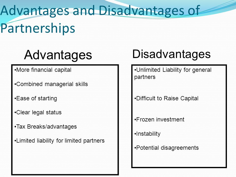 5 Major Differences Between a Corporation and a Partnership