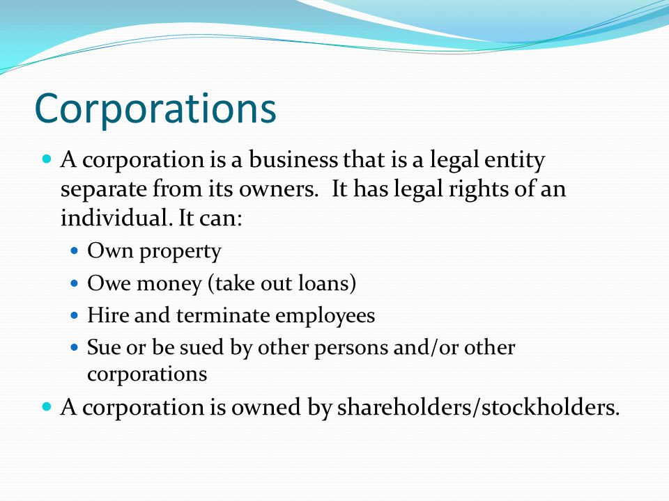 how to find out if a business is a corporation