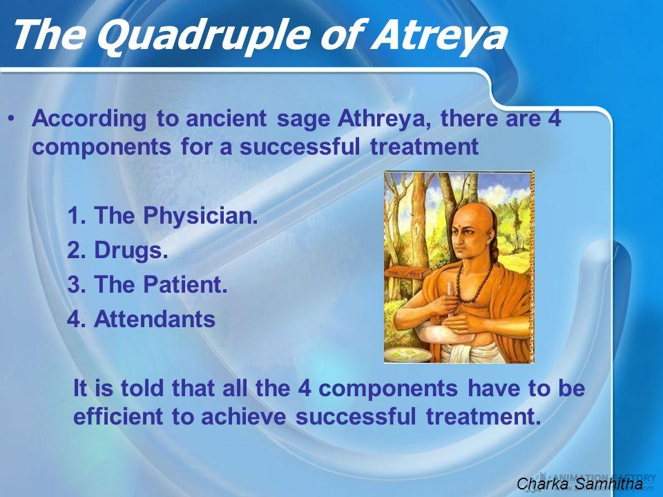The Quadruple of Atreya