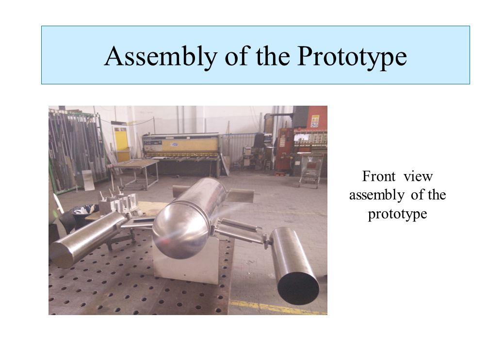 Assembly of the Prototype