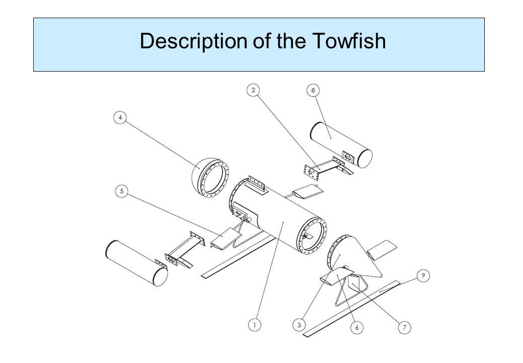 Description of the Towfish