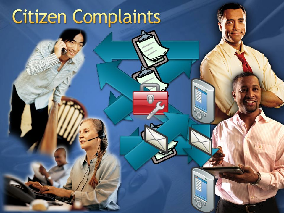Citizen Complaints Current Scenario: