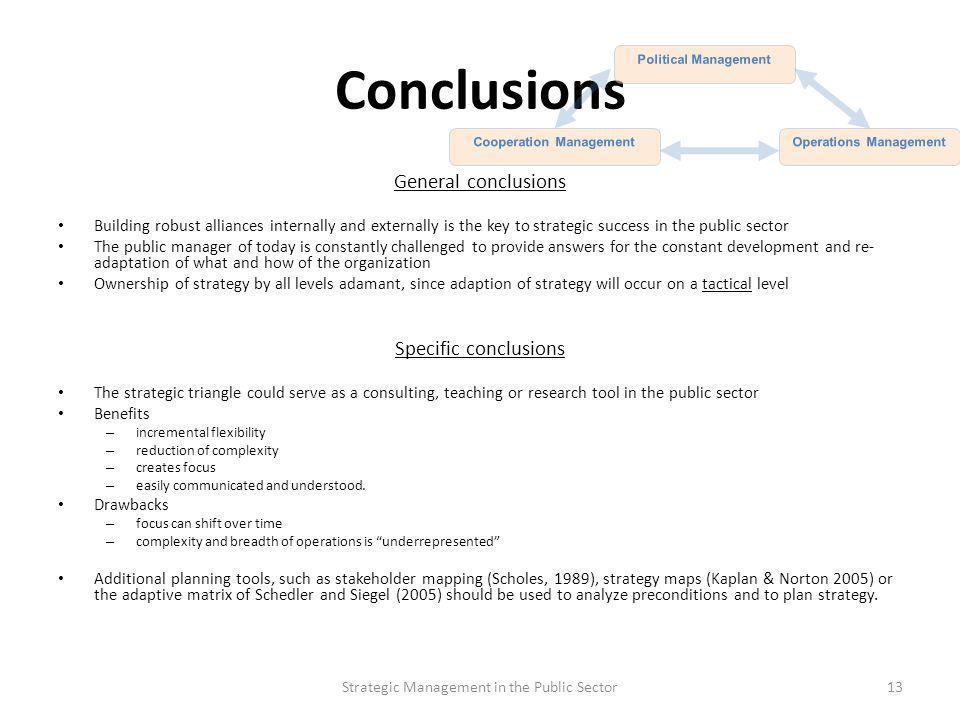 Operations Management Cooperation Management