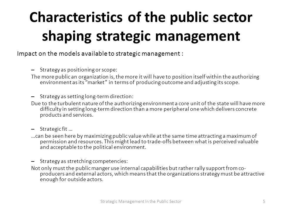 new public sector management The article seeks to introduce the reader to 'new managerialism' (nm) it outlines the basic concepts and ideas underlying nm and considers the effects thes.