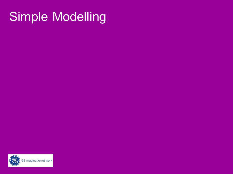 Simple Modelling