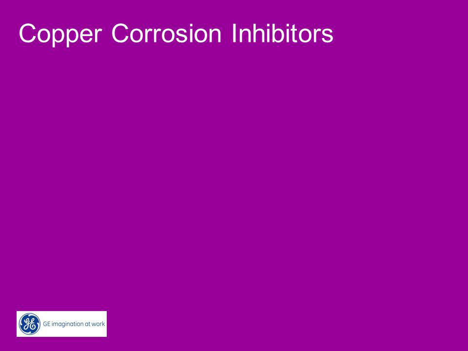 Copper Corrosion Inhibitors