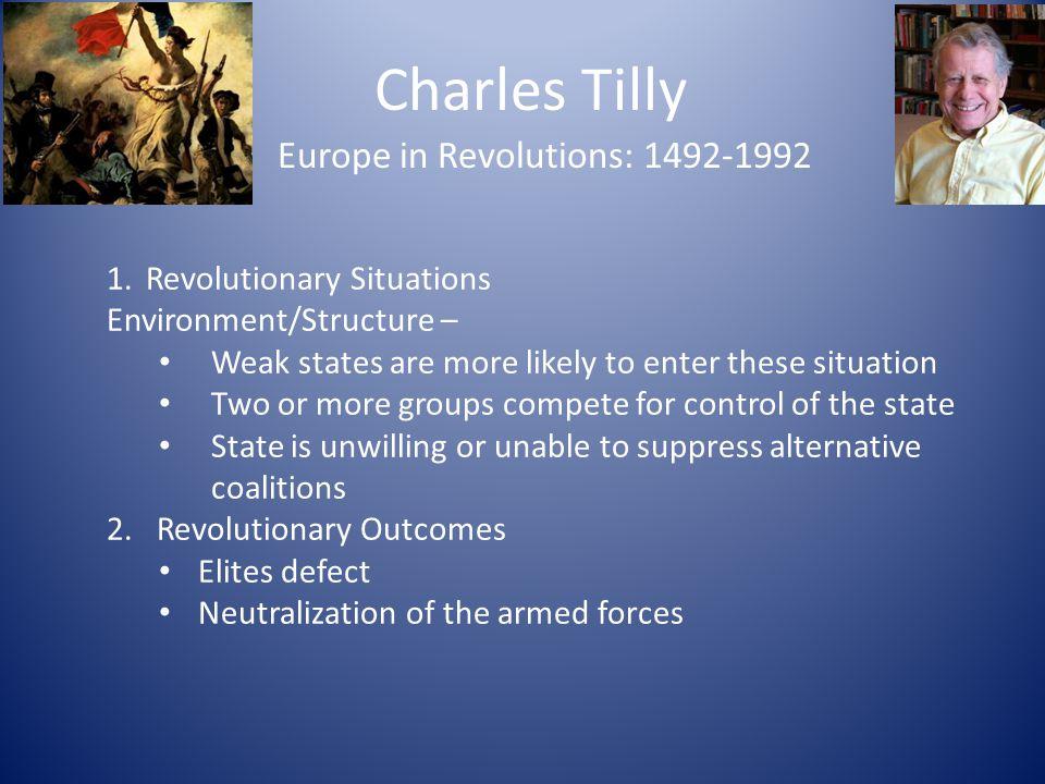 Europe in Revolutions: 1492-1992