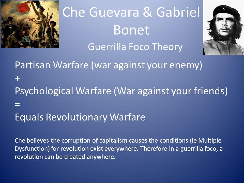 Che Guevara & Gabriel Bonet