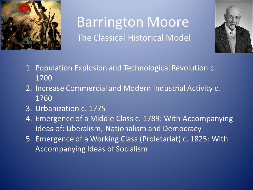 The Classical Historical Model