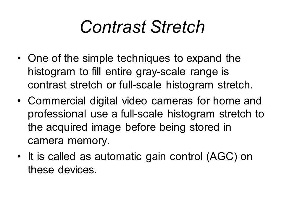 Contrast Stretch